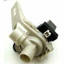 SRT Appliance Parts WP25001052  Washing Machine Drain Pump for Whirlpool