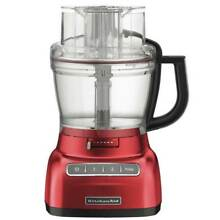 KitchenAid 5KFP1333AER Food Processor Empire Red
