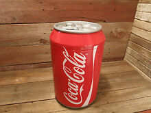 Coca Cola CC06 Fridge Mini Red Never Used In GREAT Condition