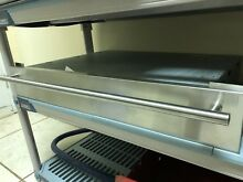 NEW GE Monogram Advantium 30  Appliance Built In Drawer Stainless ZX2201 NSS