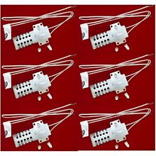 Seneca River Trading WB2X9998   Gas Oven Igniter 6 Pack for General Electric
