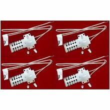 Seneca River Trading WB2X9998   Gas Oven Igniter 4 Pack for General Electric