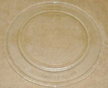 GE WB49X10166 Microwave Glass Turntable Tray   16    OEM   From Advantium 120