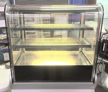 Vollrath 40862 36  Refrigerated Countertop Display Case Cubed Glass RDE8236