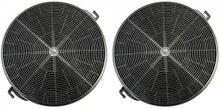 Winflo Range Hood Charcoal Carbon Filters for Ductless Ventless Recirculating