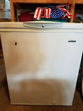 Upright chest freezer Kenmore