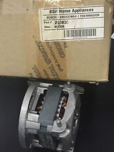 00263835 Thermador Bosch OEM Motor Genuine Dishwasher Pump Motor