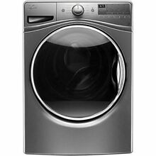 Whirlpool WFW85HEFC 4 5CF 11 Cycle Front Loading Washer Chrome Shadow