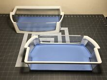 Whirlpool Refrigerator Door Shelf Set of 2 P  W10451500