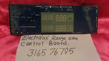 ELECTROLUX DOUBLE OVEN CONTROL BOARD 316576705 90 DAYS WARRANTY FREE SHIPPING
