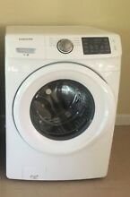 Front Load Washer 4 2 cu  ft  High Efficiency in White  ENERGY STAR