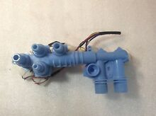 Maytag Washing Machine Water Inlet Valve 8577408 W10364988 Used