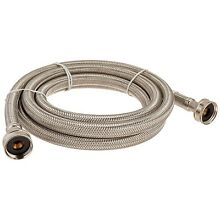 Washing Machine Hose  Wm96ss 8ft  75in fgh  5in ld Connector Wash Machine Hoses