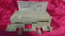 WHIRLPOOL DUET WASHER CONTROL BOARD 8182696   NEW   FREE SHIPPING