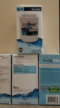 EarthSmart G 1 Refrigerator Replacement Filter  Brand  Fits GE MWF  NIB Lot of 4