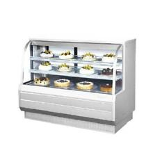 Turbo Air   TCGB 60 DR   60 in Non Refrigerated Bakery Case
