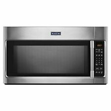 Maytag MMV4205FZ Over the Range 2 0CF Microwave Stainless Steel Ft Lauderdale FL