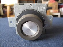 Genuine Kenmore Electric DRYER Timer   696886 with Black Knob