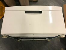 Samsung White Pedestal WE357A0W XAA for Washer or Dryer WE357A0W  16 PICK UP