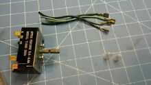 Frigidaire Flair Range 6 in burner Inf switch   71500   7521242 5 4 6  amp