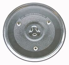 Sunbeam Microwave Glass Turntable Plate   Tray 10 1 2