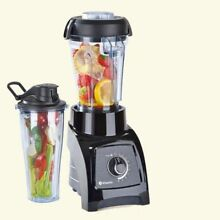 Vitamix S30 Personal Blender with Go Cup Smoothie Maker in Black   1 2L NEW EU