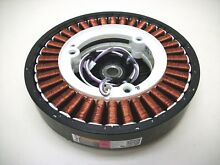 Whirlpool Front Load Washer Motor Stator W10657810 Rotor W10544980