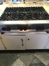 Wolf cooktop gas 36in stainless steel