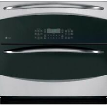 GE PT925SNSS 30  Stainless Single Double Electric Wall Oven New Display