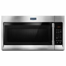 Maytag MMV1174FZ 1 7CF Over the Range Microwave Stainless steel