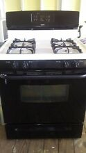 Kenmore Gas Stove  White   in great condition
