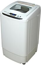 Magic Chef Portable Top Load Washer 0 9 cu ft  Electronic Controls LED Display