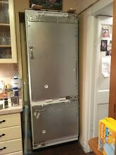 Thermador refrigerator practically brand new  Bought Jacks Appliance Hilliard oh