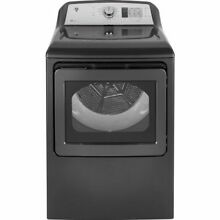 GE GTD65EBPLDG 7 4 CF 240Volt Diamond Gray Smart Electric Vented Dryer with Wifi