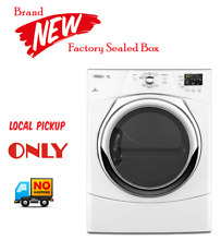 Whirlpool Duet High Efficiency Electric Dryer   WED9371YW   LOCAL PICK UP ONLY