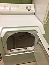 Maytag Neptune Front Load Washer MAH3000AWW  Front Door  with Seal and Bracket