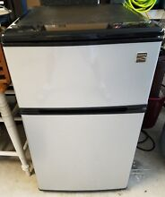 Mini Dorm Refrigerator 3 2 cu ft Compact Fridge Freezer Small Office Cooler Home