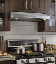 PVX7300SJSS NEW GE Profile 30  Stainless Steel Under Cabinet Range Hood