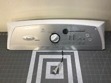 Whirlpool Dryer Control Panel and Control Board P  8571856  8563976