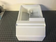 Whirlpool Refrigerator Ice Container Assembly P  2196091  2209780  W10312300