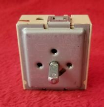 Electrolux Frigidaire Oven Stove Range Dual Infinite Burner Switch 316238201
