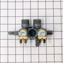 WH13X10037 GE Washer water inlet valve