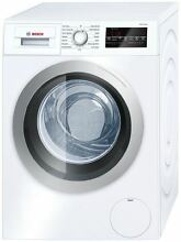 Bosch WAT28401UC 24  500 Series Front Load Washer in White
