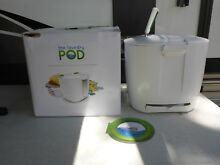 The LAUNDRY POD PORTABLE MANUAL NON ELECTRIC ECO FRIENDLY CLOTHES WASHER camp rv