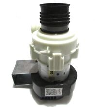 GE Electronic Dishwasher Motor Wash Pump Assembly Replacement Part WD35X10385