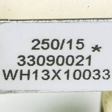 WH13X10033 GE Washer water inlet valve