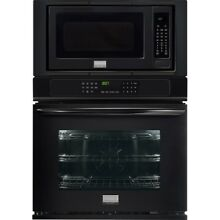 Frigidaire Gallery 30  Self Cleaning True Convection Microwave Wall Oven Combo