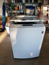 LG 4 1 cu  ft  Large capacity Top Load Washing Machine