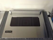 Viking Double Oven Door Assembly M  VED530SS