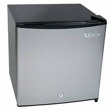EdgeStar CRF150SS 1 1 1 Cu  Ft  Convertible Refrigerator or Freezer w Lock